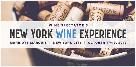 New York Wine Experience 2020 New York Wine Experience